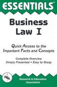 Business Law I Essentials 0 9780878916900 0878916903