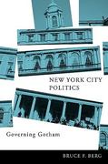 New York City Politics 1st Edition 9780813541914 0813541913