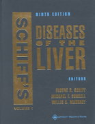 Schiff's Diseases of the Liver 9th edition 9780781730075 0781730074
