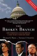 The Broken Branch 1st Edition 9780195368710 0195368711