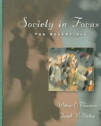 Society in Focus 1st edition 9780673990921 0673990923