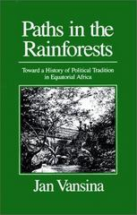 Paths in the Rainforests 1st Edition 9780299125745 0299125742