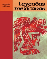 Legends Series, Leyendas mexicanas 2nd edition 9780844272382 0844272388