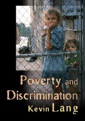 Poverty and Discrimination 0 9780691119540 0691119546