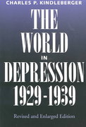 The World in Depression, 1929-1939 0 9780520055926 0520055926