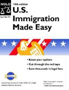 U.S. Immigration Made Easy 10th edition 9780873378994 0873378997
