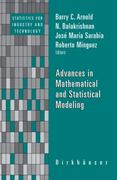 Advances in Mathematical and Statistical Modeling 0 9780817646257 0817646256