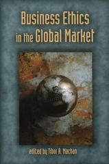 Business Ethics in the Global Market 0 9780817996321 081799632X