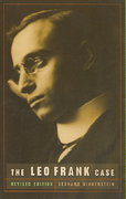 The Leo Frank Case 2nd edition 9780820331799 0820331791