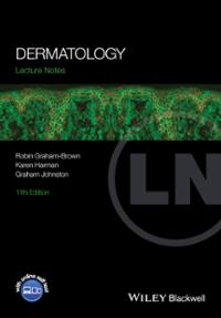 Lecture Notes: Dermatology 11th Edition 9781118887745 1118887743