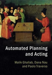 Automated Planning and Acting 1st Edition 9781107037274 1107037271