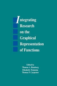 Integrating Research on the Graphical Representation of Functions 1st Edition 9781138992542 1138992542