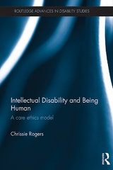 Intellectual Disability and Being Human 1st Edition 9781317271864 1317271866