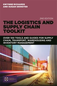 The Logistics and Supply Chain Toolkit 2nd Edition 9780749475574 0749475579