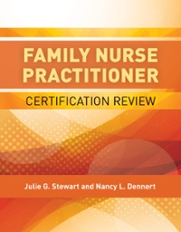 Family Nurse Practitioner Certification Review 1st Edition 9781284081312 1284081311