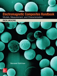 Electromagnetic Composites Handbook, Second Edition 2nd Edition 9781259585050 1259585050