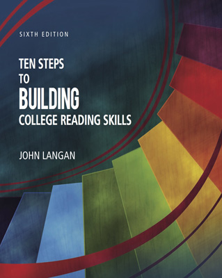 Ten Steps to Building College Reading Skills 6th Edition 9781591944751 1591944759