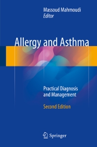 Allergy and Asthma 2nd Edition 9783319308357 3319308351