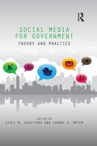 Social Media for Government 1st Edition 9781317286394 1317286391