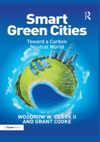 Smart Green Cities 1st Edition 9781317054191 1317054199