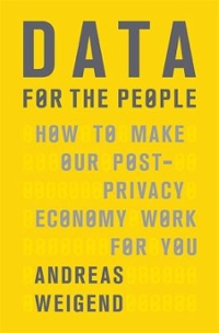 Data for the People 1st Edition 9780465044696 0465044697