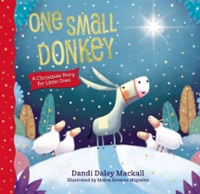 One Small Donkey for Little Ones 1st Edition 9780718082475 0718082478