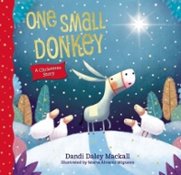 One Small Donkey 1st Edition 9780718087470 071808747X
