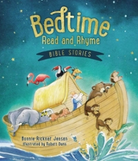 Bedtime Read and Rhyme Bible Stories 1st Edition 9780718088347 0718088344