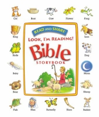 Read and Share Look, I'm Reading! Bible Storybook 1st Edition 9780718088699 0718088697