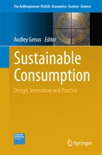 Sustainable Consumption 1st Edition 9783319296654 3319296655