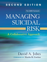 Managing Suicidal Risk 2nd Edition 9781462526918 1462526918