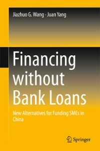 Financing without Bank Loans 1st Edition 9789811009013 9811009015