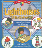 Lighthouses of North America! 0 9780824967901 0824967909