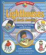 Lighthouses of North America! 0 9780824967918 0824967917