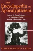 Encyclopedia of Apocalypticism 1st edition 9780826412553 0826412556