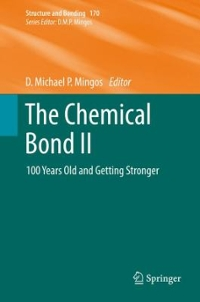 The Chemical Bond II 1st Edition 9783319335223 3319335227