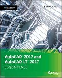 AutoCAD 2017 and AutoCAD LT 2017 Essentials 1st Edition 9781119243359 1119243351