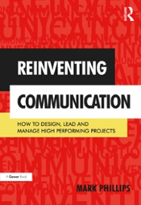 Reinventing Communication 1st Edition 9781317068440 1317068440