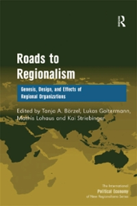 Roads to Regionalism 1st Edition 9781317062325 1317062329