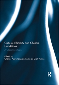 Culture, Ethnicity and Chronic Conditions 1st Edition 9781134913732 1134913737
