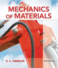 Mechanics of Materials Plus MasteringEngineering with Pearson eText -- Access Card Package 10th Edition 9780134518121 0134518128