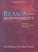 Reason and Responsibility 12th edition 9780534625580 0534625584
