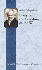 Essay on the Freedom of the Will 0 9780486440118 0486440117