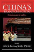 China's Transformations 0 9780742538634 074253863X