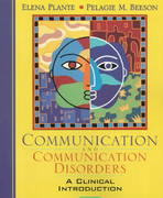 Communication and Communication Disorders 1st edition 9780205283200 0205283209