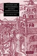 Theatres and Encyclopedias in Early Modern Europe 0 9780521030618 0521030617