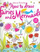 How to Draw Fairies and Mermaids 0 9780794509194 0794509193