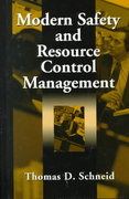Modern Safety and Resource Control Management 1st edition 9780471331186 047133118X
