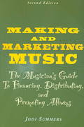 Making and Marketing Music 2nd edition 9781581153873 1581153872