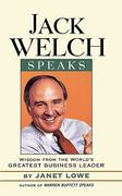 Jack Welch Speaks 1st edition 9780471413363 0471413364